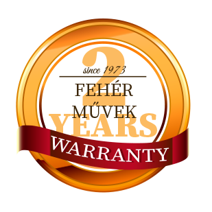2 year warranty for boilers and fireplaces
